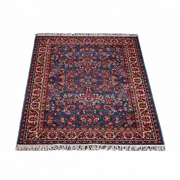 <PRE>Rectangular Area Rug 5' 7inch x  3' 11&quot; Red Polypropylene</PRE>zoom1