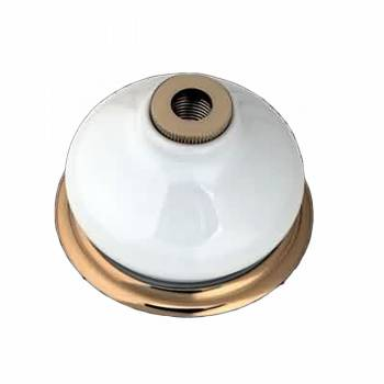 Brass Porcelain Bell For Widespread Faucet Replacement Part 97497grid