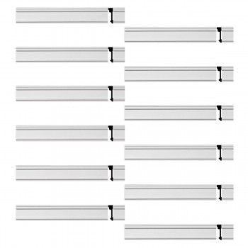 <PRE>Renovator's Supply Crown Molding White Urethane Charlottes  Design 12 Pieces Totaling 1128inch Length</PRE>zoom1