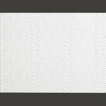 <PRE>Wallpaper White Embossed Textured Vinyl Greenwich </PRE>