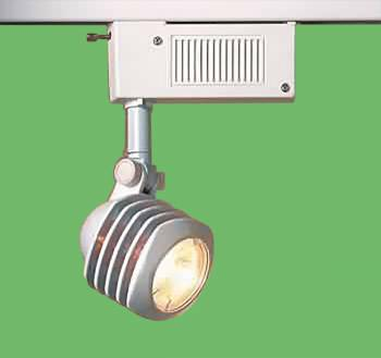 Accordian Track Light White - Floor Heat Registers, Aluminum, steel, wood and brass Floor heat registers info & free shipping by Renovator's Supply.