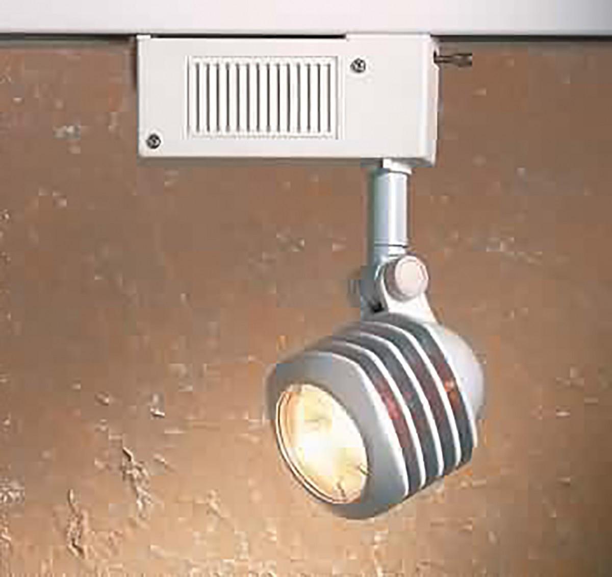 Track Lighting White Accordian Track Light 3.5L x 6H Track Light Track Lights Track Lighting