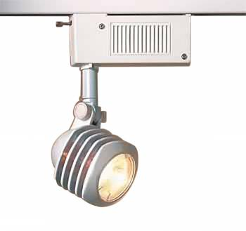 Track Lighting White Accordian Track Light 3.5