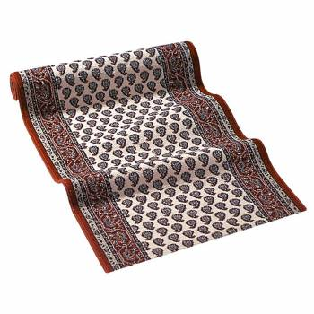 Runner Area Rug 2 3 Wide, Sold by Foot Red Wool Carpet Runner Carpet Runners Stairs Runner