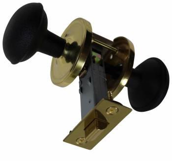 Black Brass Privacy Set