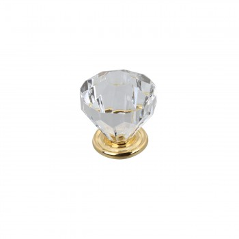<PRE>Clear Acrylic Cabinet Knobs and Pulls 1 1/4 Inch</PRE>zoom2