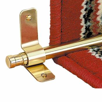 <PRE>Carpet Rod Finials Barrel Pair Solid Brass 1/2inch </PRE>zoom1