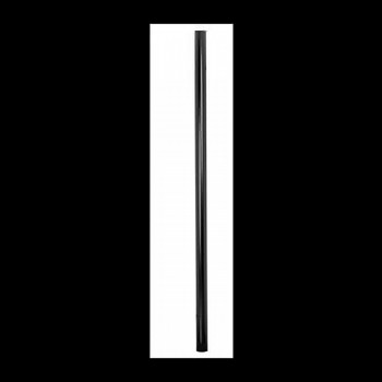 <PRE>Post Lamp Black Aluminum Outdoor Lamp Post 84&quot;H x 3&quot;D </PRE>