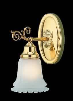 Wall Lamps  Solid Brass Single Friendship Wall Lamp98524grid