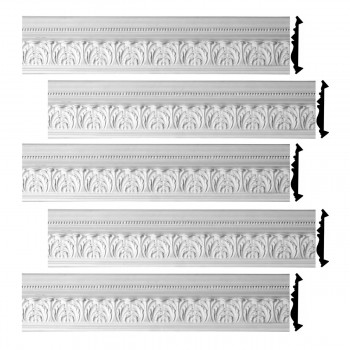 <PRE>White Urethane foam 74 7/8 in. L St. Etienne Cornice Ornate</PRE>