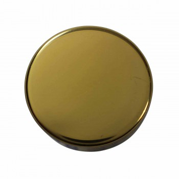 Cabinet Knobs Bright Solid Brass Drum Knob 1 Cabinet Hardware Cabinet Knobs Cabinet Knob