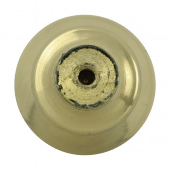 <PRE>Cabinet Knob Classic Brass 1inch Dia </PRE>zoom11