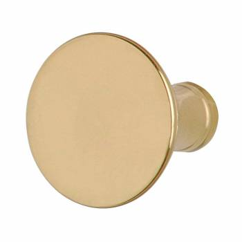 Coin RSF Brass 1 1/4 inch