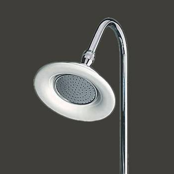 <PRE>Shower Head Chrome Sunflower Head 6.5inchD </PRE>zoom2