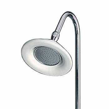 <PRE>Shower Head Chrome Sunflower Head 6.5inchD </PRE>zoom1