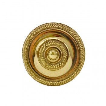 <PRE>2 Solid Brass Curtain Tieback Holders RSF Finish 3-1/4inch Dia. Renovator's Supply</PRE>zoom3