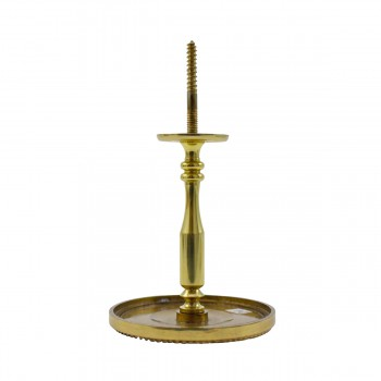 <PRE>2 Solid Brass Curtain Tieback Holders RSF Finish 3-1/4inch Dia. Renovator's Supply</PRE>zoom6