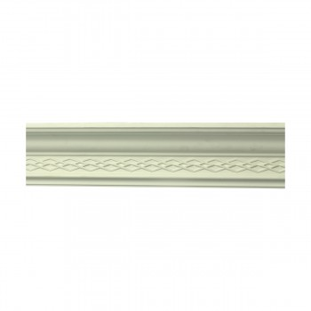 <PRE>Renovator's Supply  Ornate Cornice White Urethane Design 16 Pieces Totaling 1504inch Length</PRE>zoom3