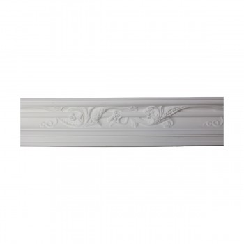 <PRE>Renovator's Supply Cornice White Urethane Julia Ornate Design 16 Pieces Totaling 1496inch Length</PRE>zoom3