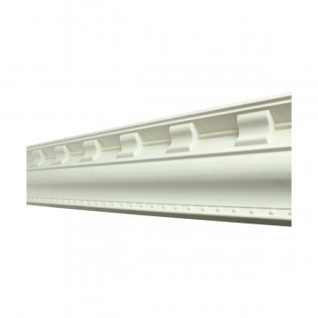 <PRE>Renovator's Supply Ornate Cornice White Urethane Chesterfield Design 12 Pieces Totaling 1140inch Length</PRE>zoom7