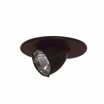 Halogen Spot Light Black 180 Degree Light 99841grid