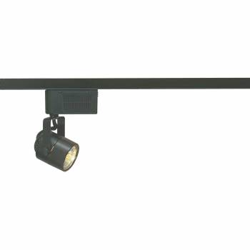 Track Lighting Black Cylinder Track Light 99849grid