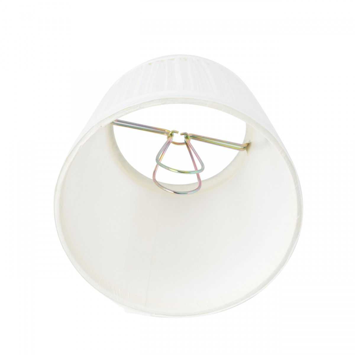 Lamp Shade White Fabric 4 116 Mini Clip On Clip On Lamp Shades Small White Clipon Lamp Shade Candelabra Lamp Shade