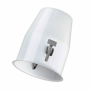 <PRE>Ceiling Lights White Metal Flush Cannister for Light </PRE>zoom1